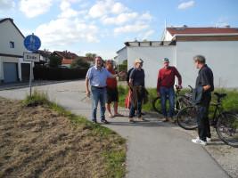 Zwischen Pillerfeld und Unterem Burgfeld