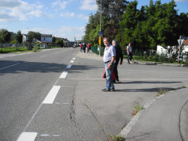 entlang der B20