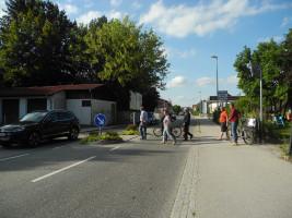 Sicherer Schulweg Bild SPD Tittmoning 2