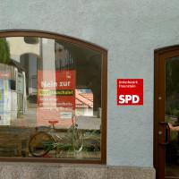 Foto der SPD-Geschäftsstelle in Traunstein