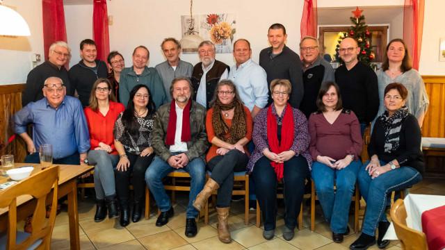 Unser Team für die Stadtratswahl 2020